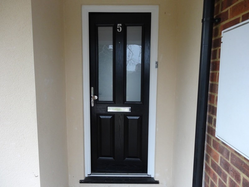 Composite doors in Surrey