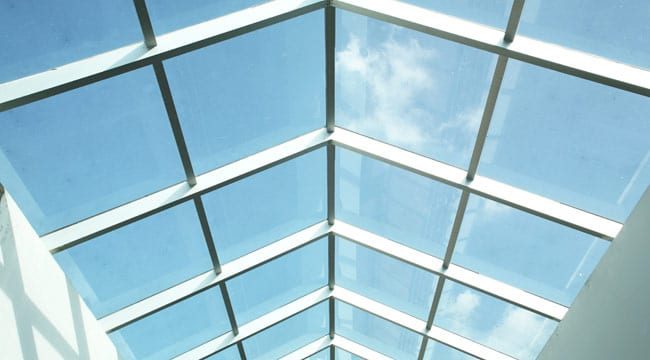 How warm are glass roof extensions? Things to consider...