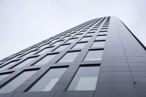 We can install double glazing in high-rise apartments
