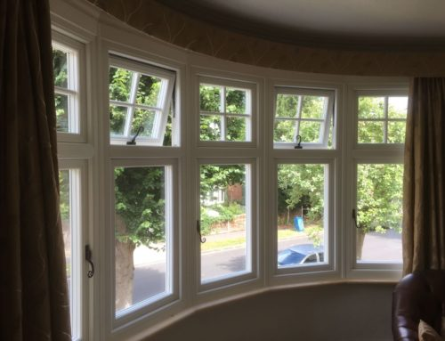 How to Choose Window Frames for Bay Windows