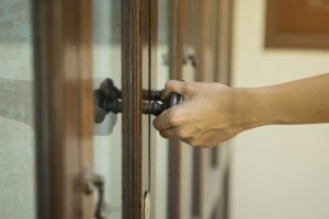 Secure your french doors correctly in Surrey
