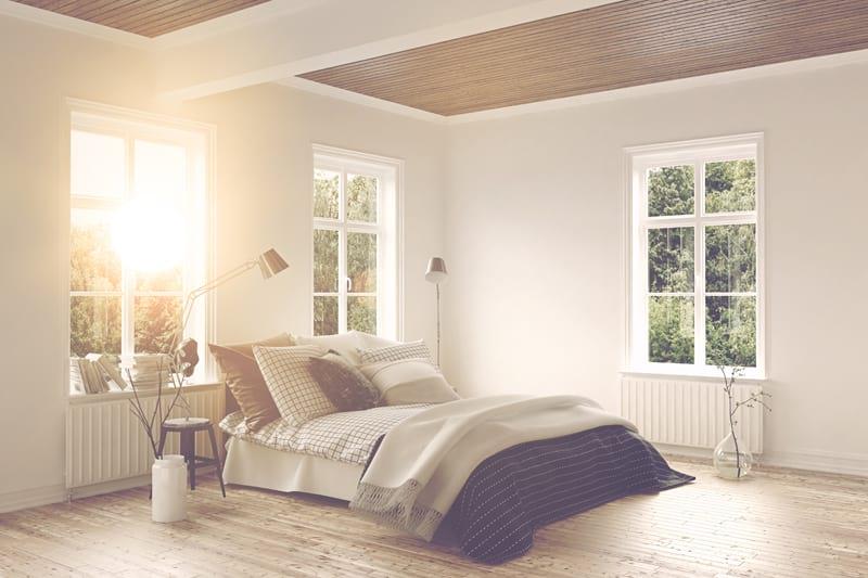 Choosing timber or uPVC window frames