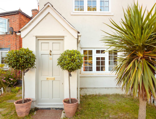 Replacement Front & Back Doors in Claygate