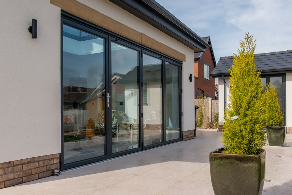 Why are aluminium bifolds the top choice for bifolding doors over uPVC & timber? Benefits of aluminium bifolds include strength, low maintenance, style & thermal performance. Find out more about how to enhance your home.