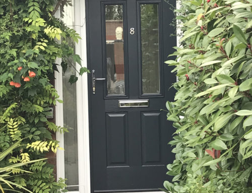How Composite Front Doors Can Transform the Look of Your Property