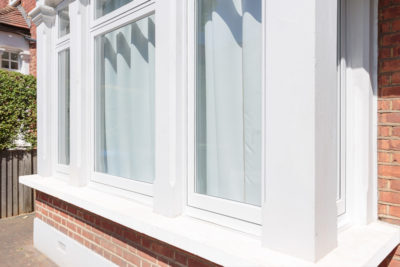 UPVC Casement windows installed by Hamilton Windows