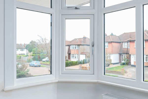 Tilt and turn windows installed in Surbiton from Hamilton Windows