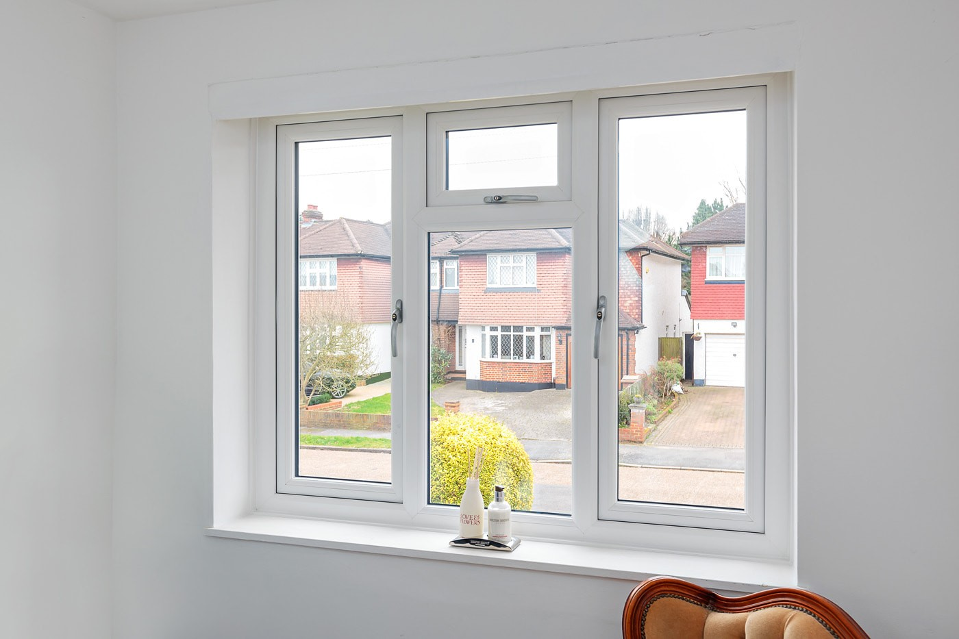 New windows in your New Haw home