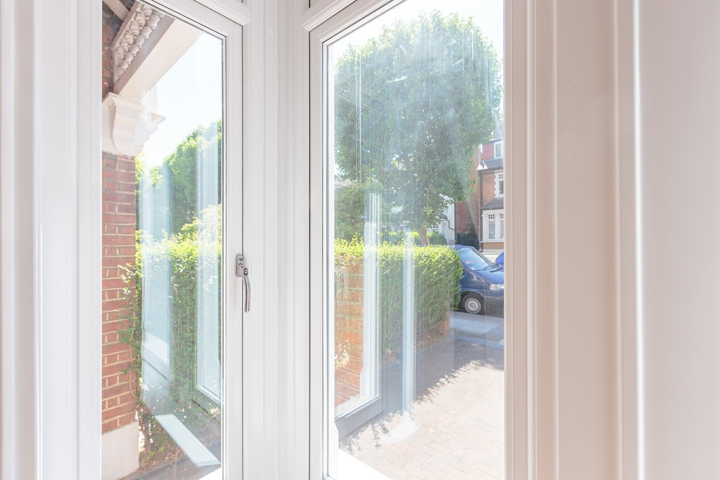 Dulwich replacement windows from Hamilton