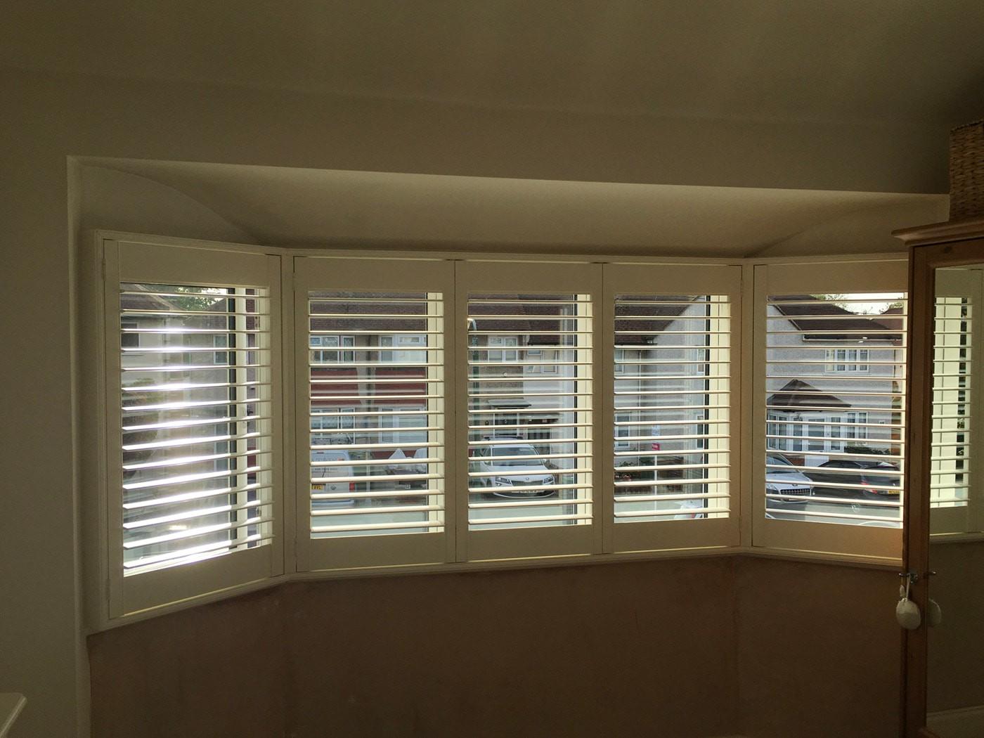 Aluminium bay windows in Worcester Park from Hamiltons