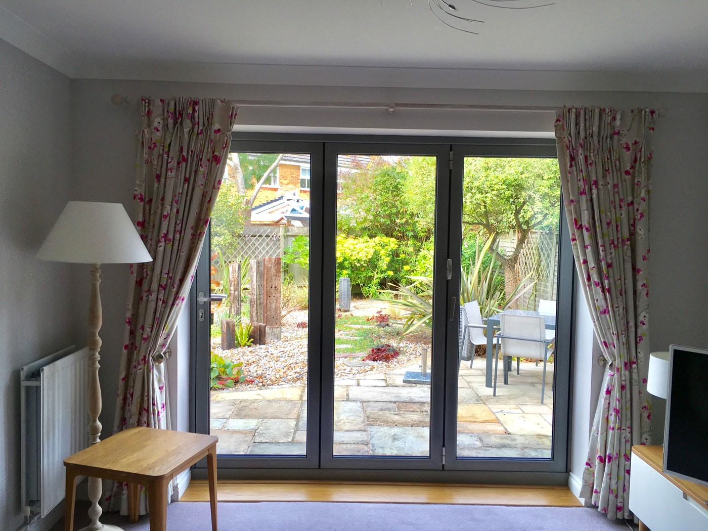 Origin bifolding doors - supply & install service in Kingston | Hamiltons