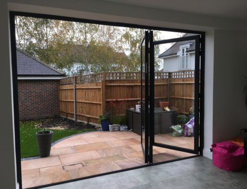 5 Reasons Why Bi-fold Doors Can Increase The Value of Your Home