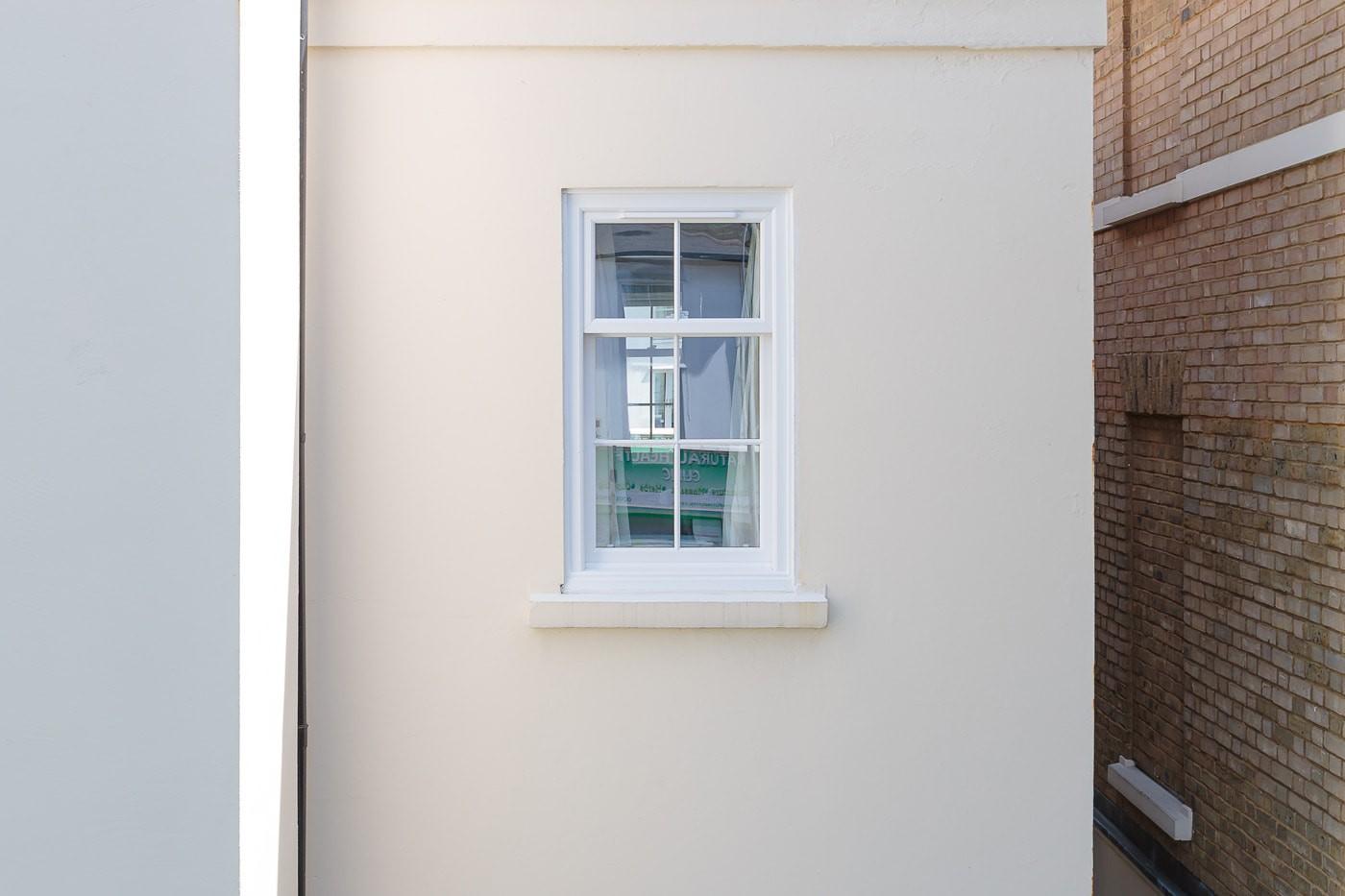 New sash windows installed in Surbiton from Hamiltons