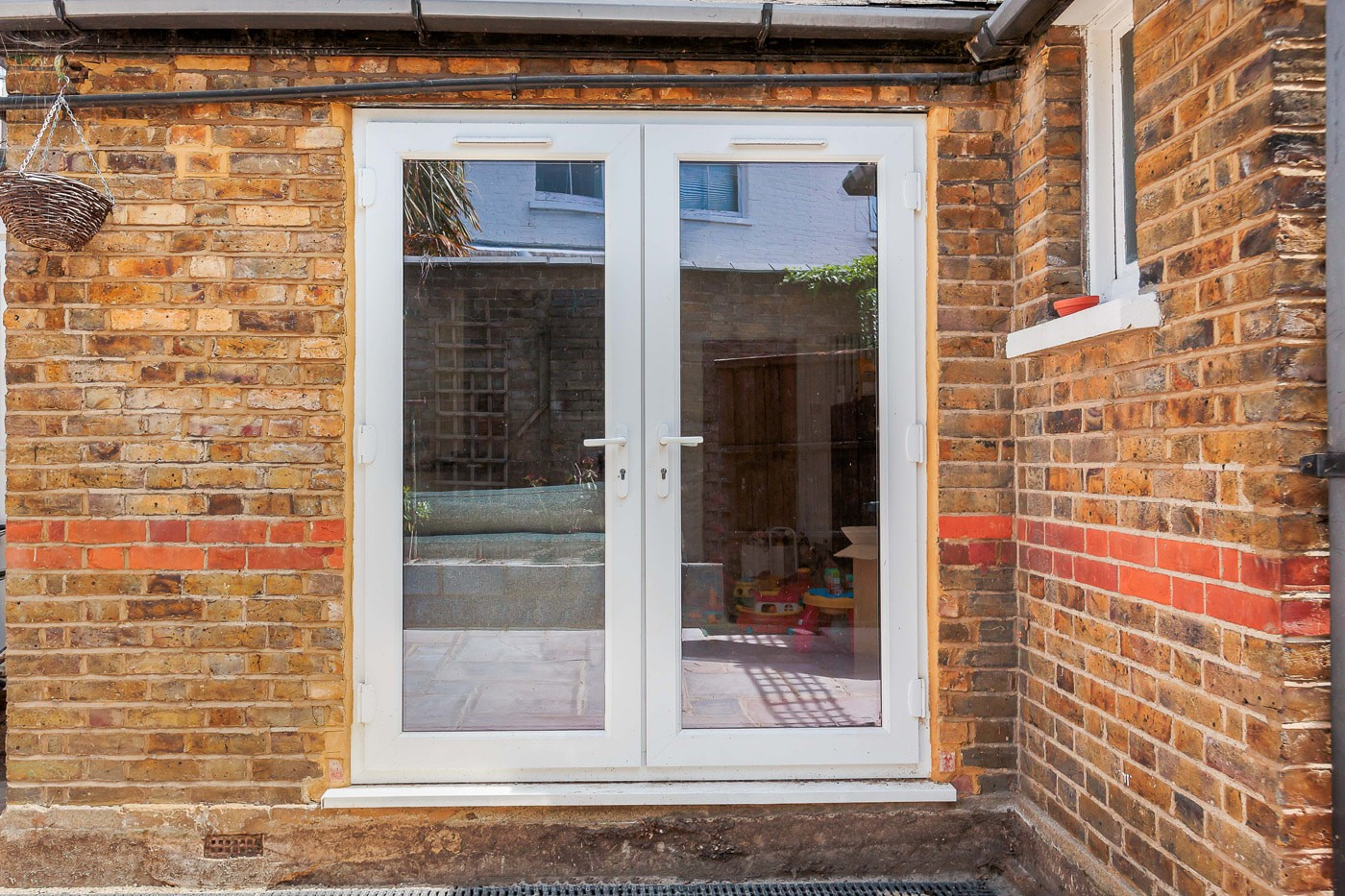 Replacement french doors in Kingston upon Thames from Hamiltons