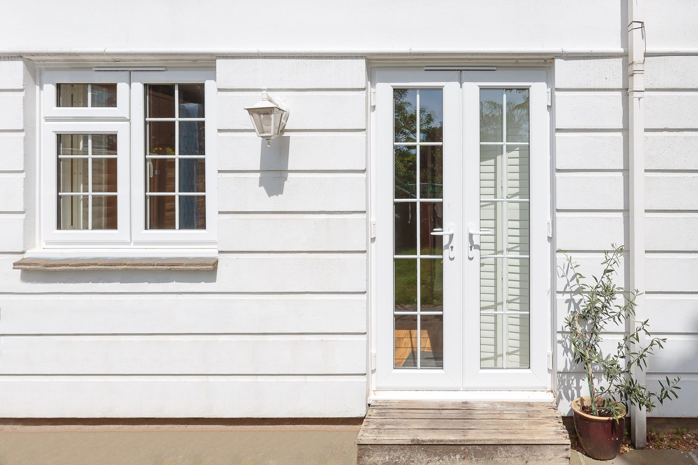 Replacemnet windows and doors in Kingston town house from Hamiltons