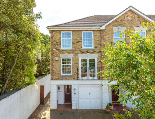 Replacement Windows & Doors in Kingston Townhouse