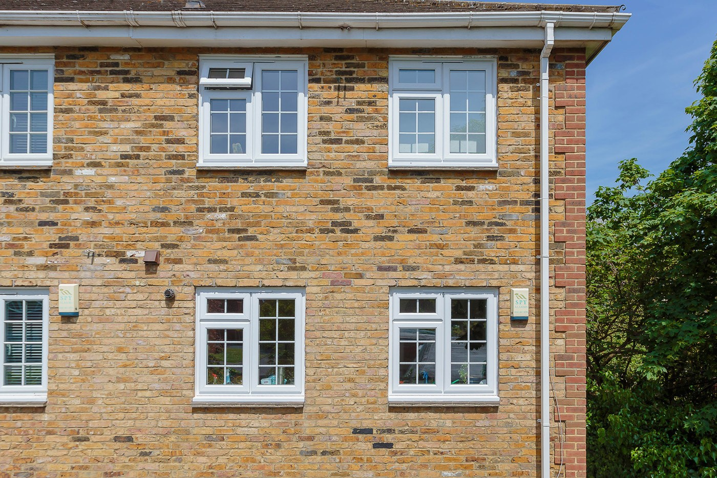 Kingston upon Thames townhouse replacement windows