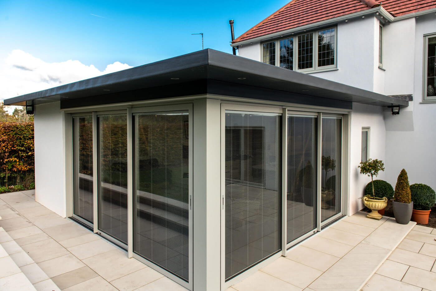Corner sliding door installations - Easy guide to opening up your rooms