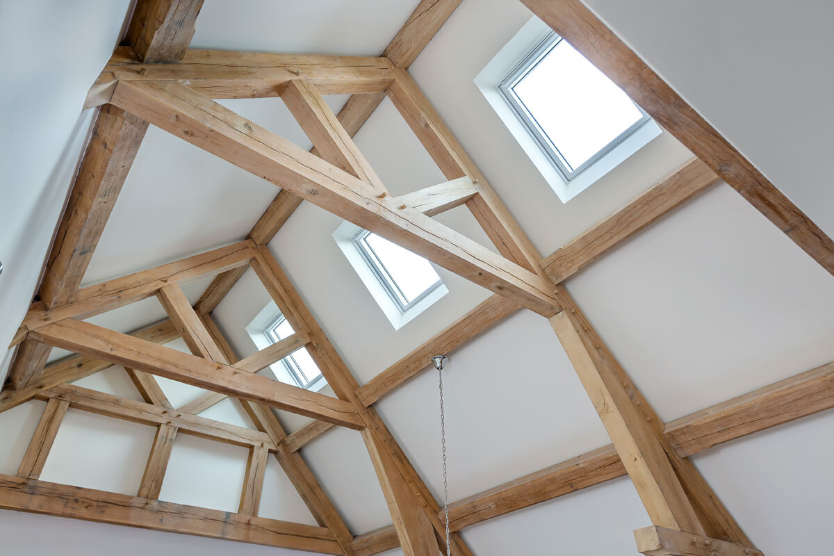 Glazing installation guides - ideal rooms to install a new roof lantern
